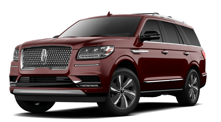 New 2019 Lincoln Navigator Reserve SUV for sale in Pittsburgh